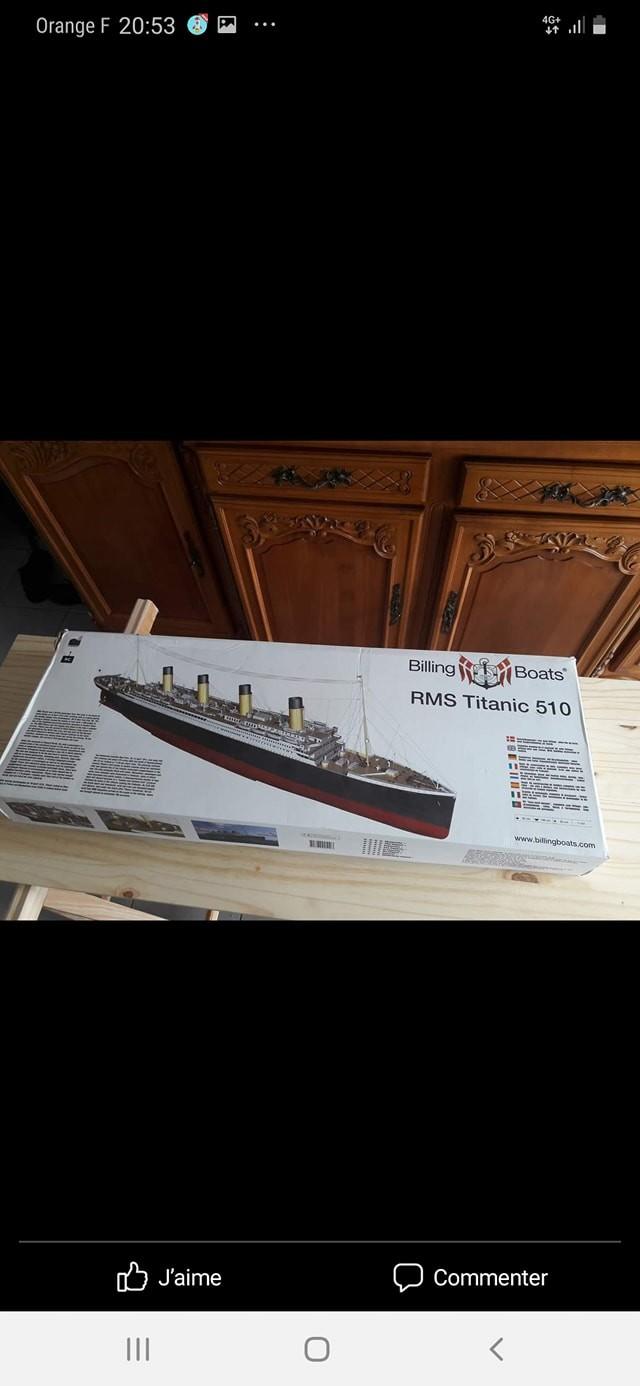 Maquette du Titanic - Page 11 Peter110