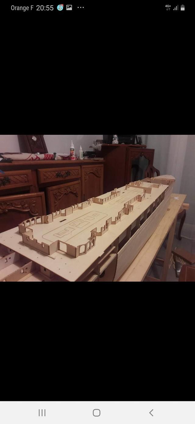 Maquette du Titanic - Page 11 Peter410
