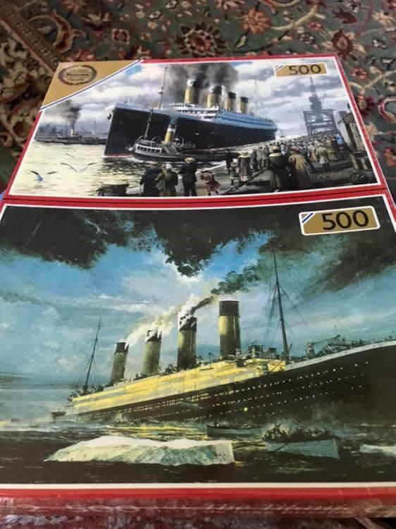 Puzzles Titanic Puzzle10