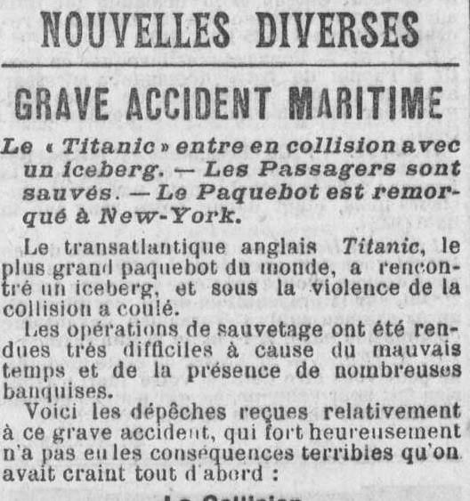 Tous les passagers ont été sauvés - Page 2 Rouen410
