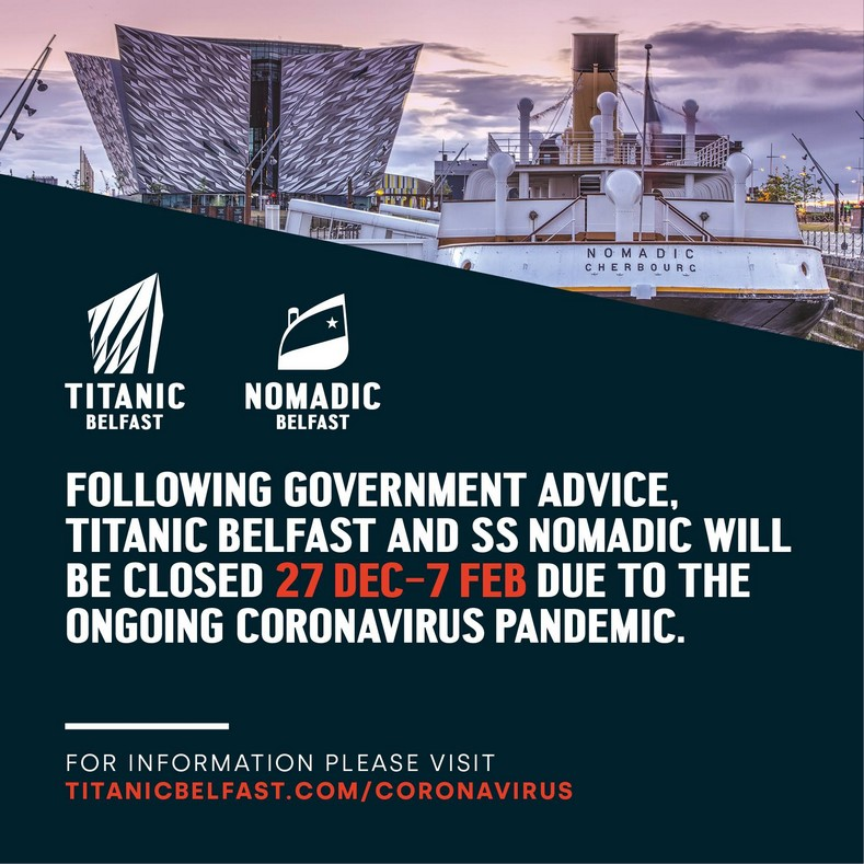 Covid-19 : impact sur les sites touristiques liés au Titanic - Page 4 Titani42