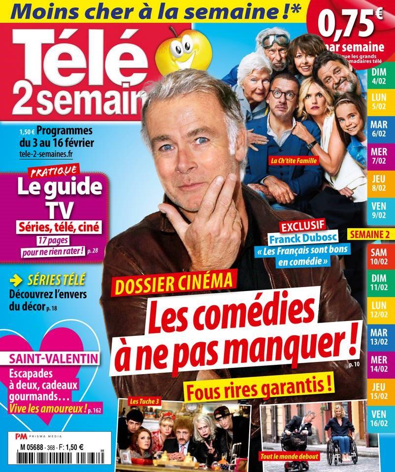 Les magazines des programmes télé Tv510