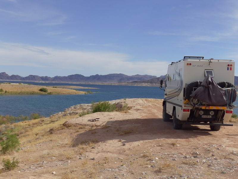 BIVOUAC AU LAKE MEAD Imga0510
