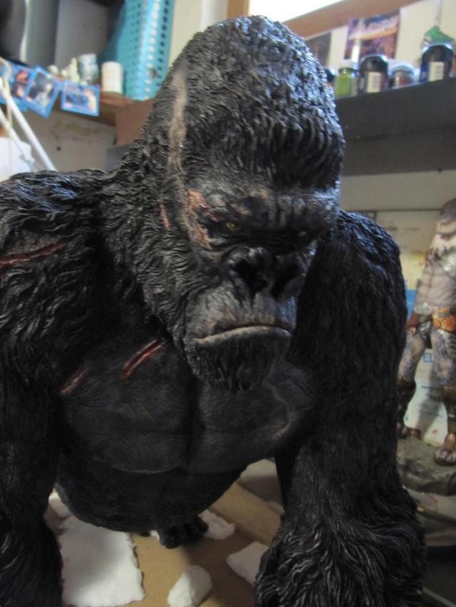 King Kong diorama. Img_1318