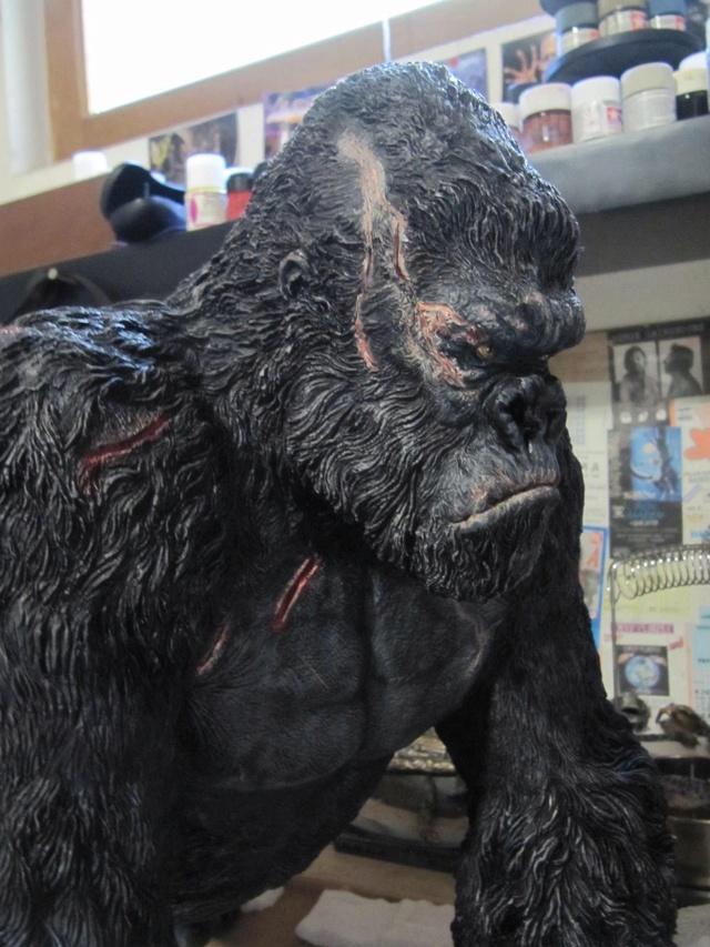King Kong diorama. Img_1319