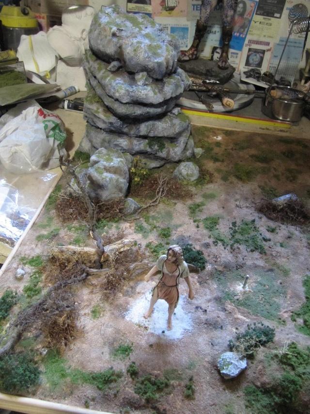 King Kong diorama. Img_1421