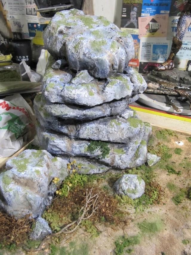 King Kong diorama. Img_1423