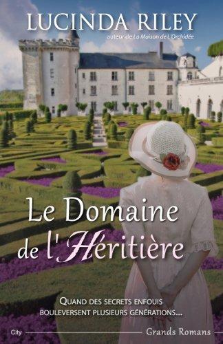 RILEY Lucinda : La Domaine de l'Héritière 51c9hi10