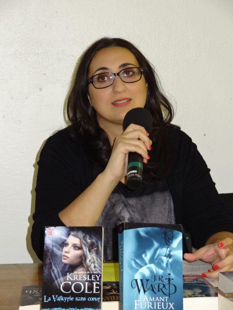 Conférence sur la Romance Paranormale au Salon du Fantastique de Paris 54145810