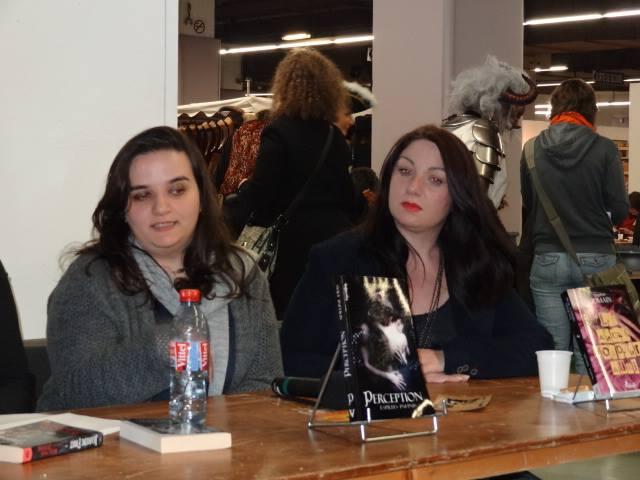 Conférence sur la Romance Paranormale au Salon du Fantastique de Paris 55302310