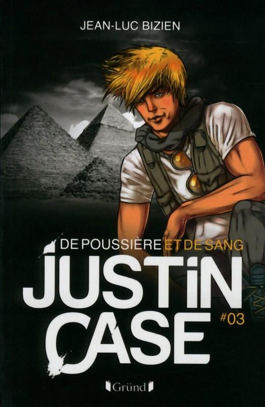 BIZIEN Jean-Luc -  JUSTIN CASE -  Tome 3 : De poussière et de sang 97823210