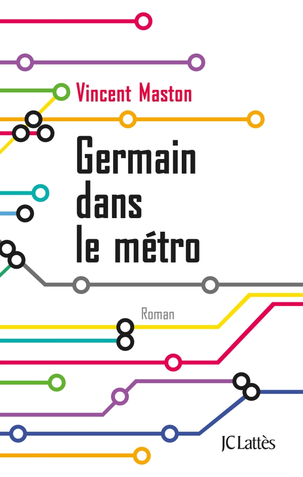 MASTON Vincent  : Germain dans le métro 97827019