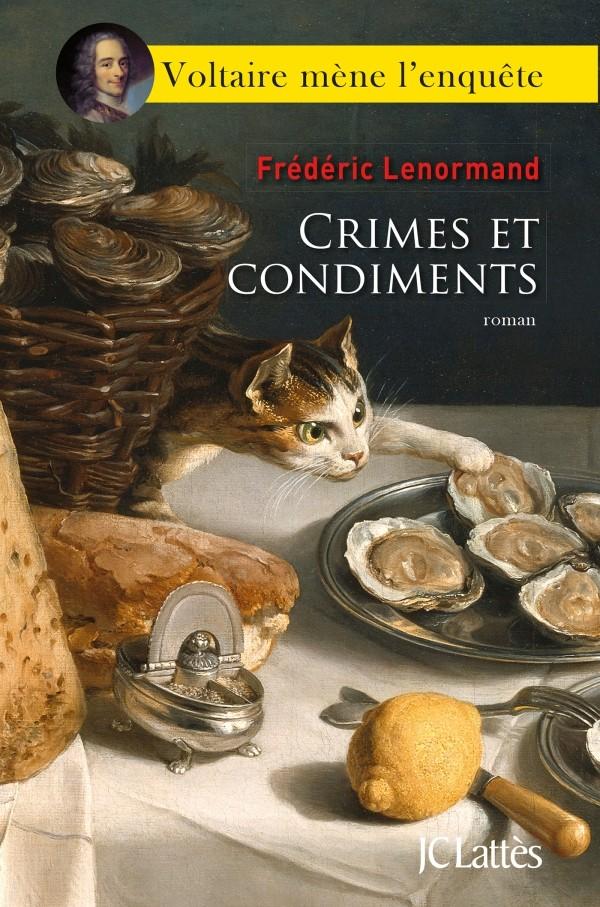 LENORMAND Frédéric : Crimes et Condiments 97827021