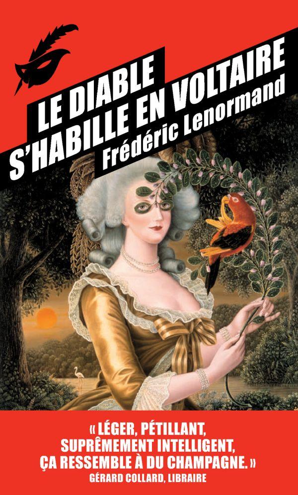 LENORMAND Frédéric : Le diable s'habille en Voltaire 97827023