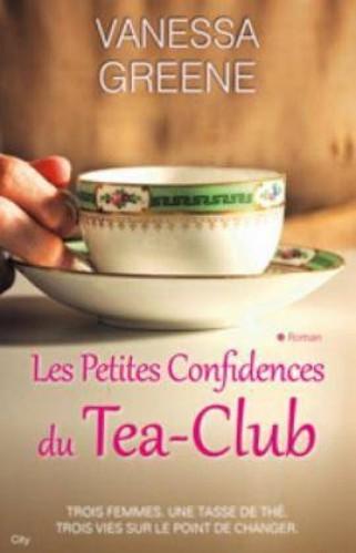 GREENE Vanessa :  Les Petites Confidences du Tea-Club 97828210