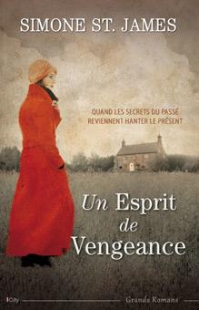 SAINT-JAMES SIMONE : Un esprit de vengeance   Couv-e10