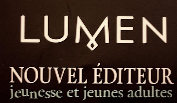 Lumen, une nouvelle maison d'édition jeunesse, adolescents et jeunes adultes Lumen-10