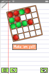 [Android/iPhone/iPad] Falling Four Indev410