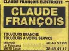 I know - Claude François Audiar10