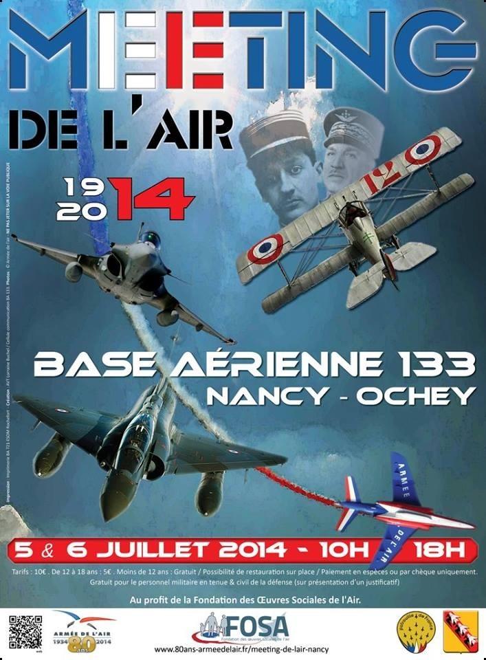 DEBRIEFING JPO BA 133 de Nancy (54) 5/6 JUL  2014 19017610
