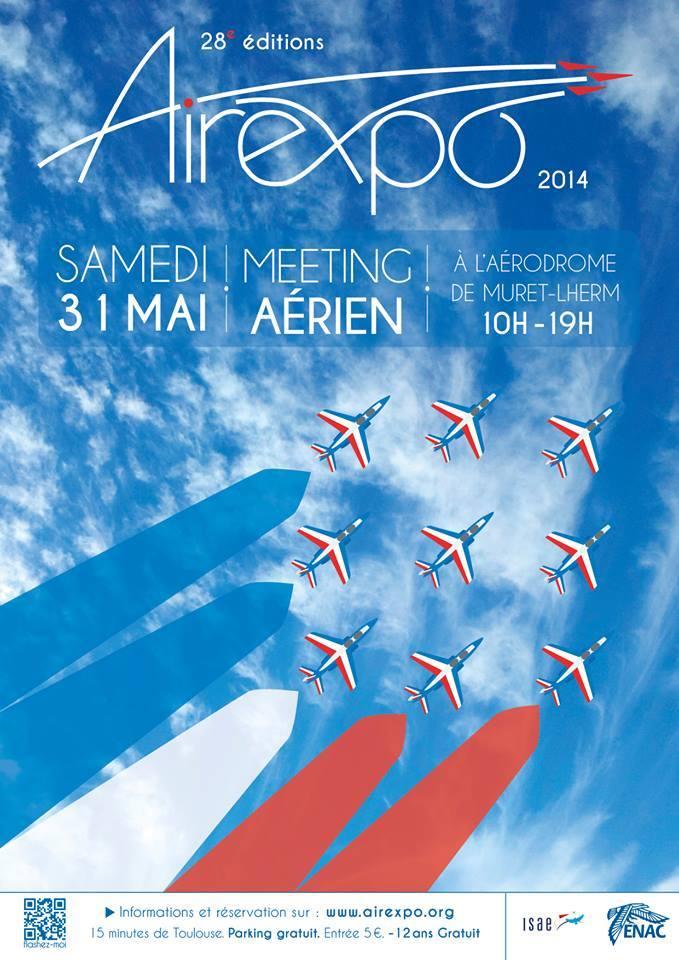 31 mai: meeting au Muret (31) 19118711