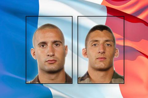Deux soldats français tués cette nuit en Centrafrique Morts-14