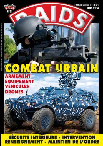 Raids: Combat urbain Numero16