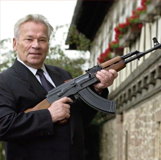 Mikhail Kalashnikov Lives Forever  Mikhai11