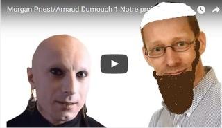 Morgan Priest/Arnaud  Notre projet: Charité et connaissance de la foi de l'autre Arnaud10