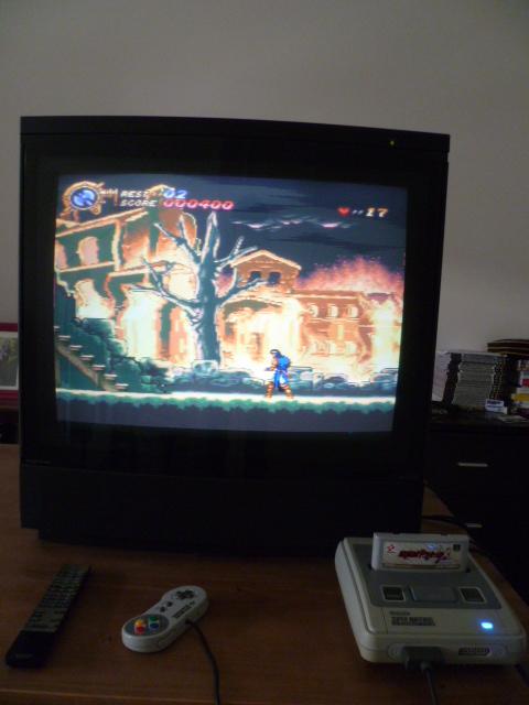 Je viens d'acquérir une tv CRT bang olufsen P1000612