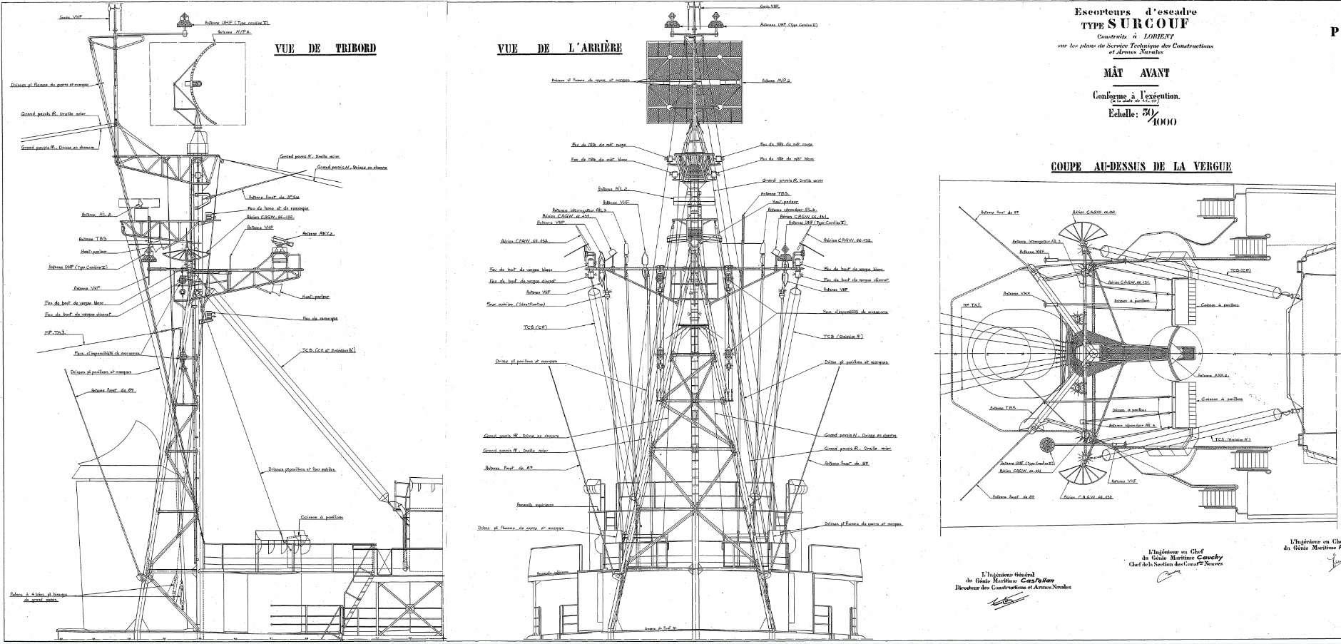 Escorteur d'escadre Surcouf Mature10