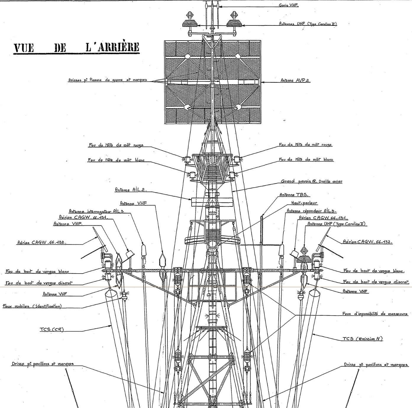 Escorteur d'escadre Surcouf Mature13