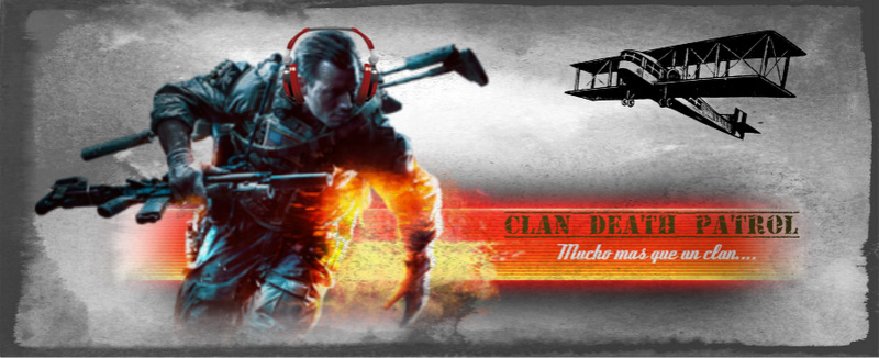.::Clan Death Patrol Battlefield::.