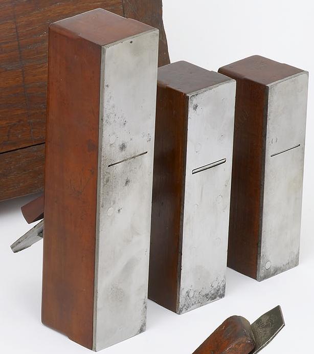Restauration de rabots en bois. Rabot-10