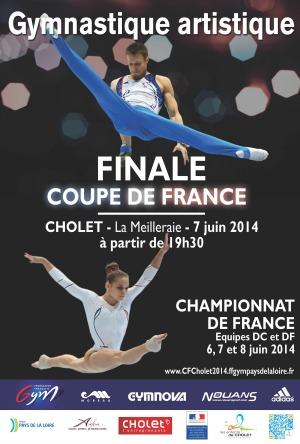 CHAMPIONNAT DE FRANCE DE GYMNASTIQUE ARTISTIQUE 2014 : GAGNEZ DEUX BILLETS POUR LA COUPE DE FRANCE ! Grs10