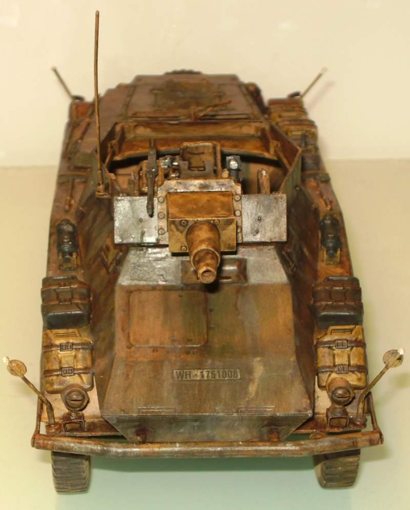 Panzerspähwagen Sd.Kfz. 234/3   1:35 Italeri  Ho0510