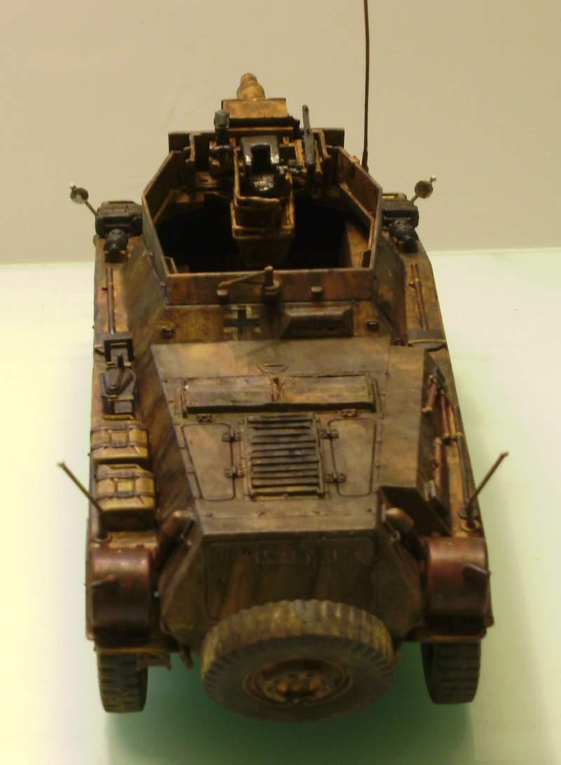 Panzerspähwagen Sd.Kfz. 234/3   1:35 Italeri  Ho0610
