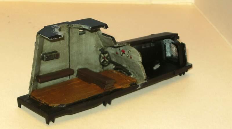 Polens Radpanzer  WZ.34  in 1:35 Wz00911