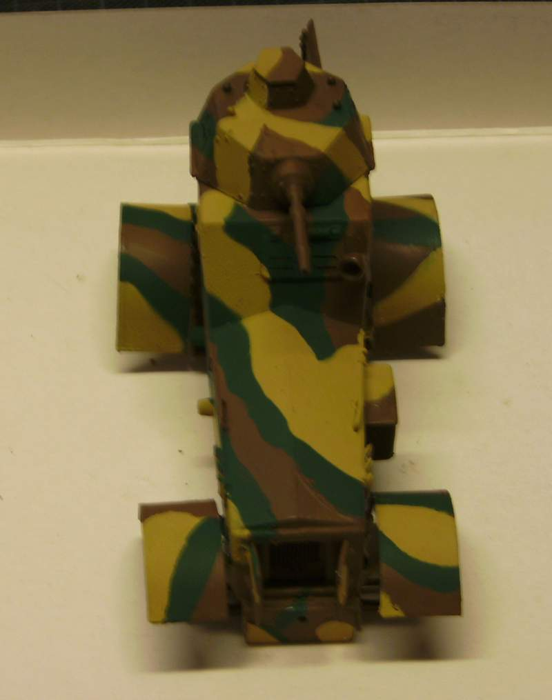 Polens Radpanzer  WZ.34  in 1:35 Wz02610