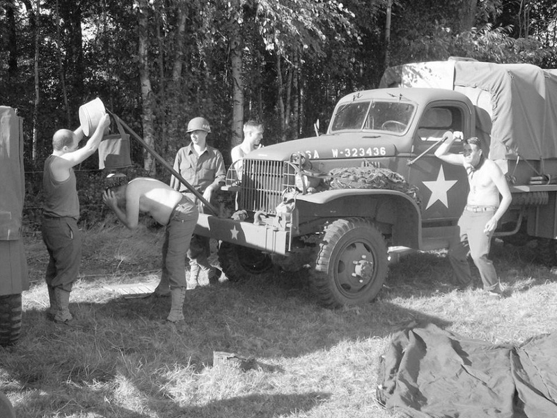Trip 2017 de la 2nd Armored in Europe : CCB (Cobra-Camouflage-Bocage) 14291710