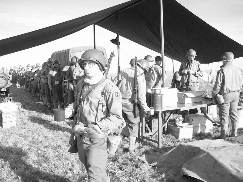 Trip 2017 de la 2nd Armored in Europe : CCB (Cobra-Camouflage-Bocage) 14355710