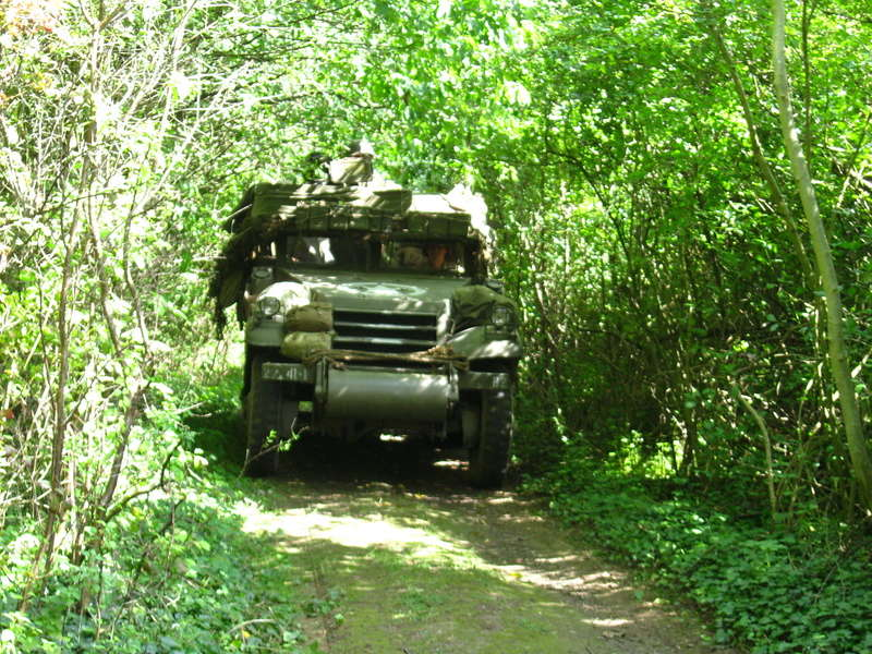 Trip 2017 de la 2nd Armored in Europe : CCB (Cobra-Camouflage-Bocage) Img_0511