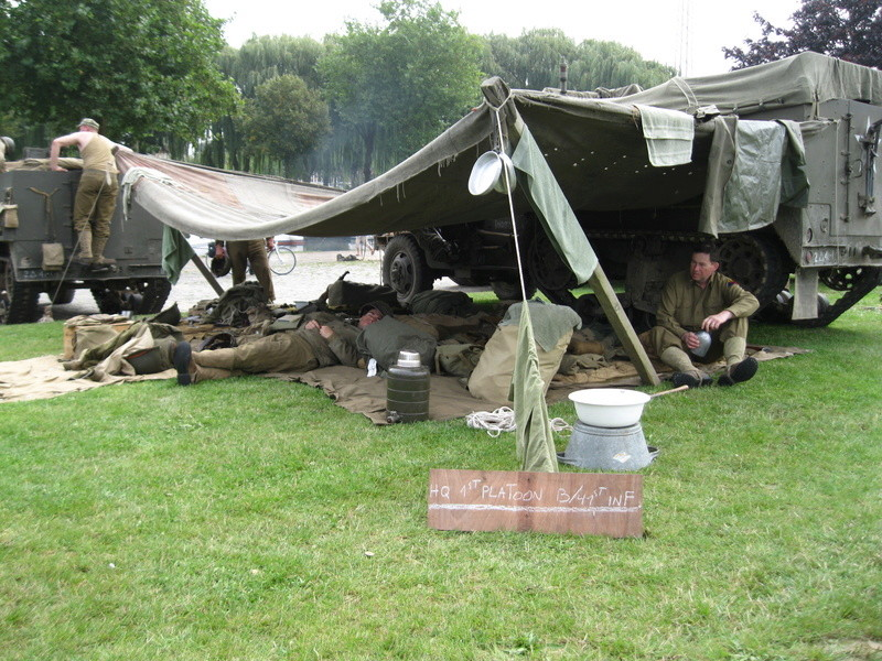 Trip 2017 de la 2nd Armored in Europe : CCB (Cobra-Camouflage-Bocage) Img_0910
