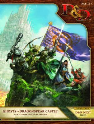 Ghosts of Dragonspear Castle Jdr20-10