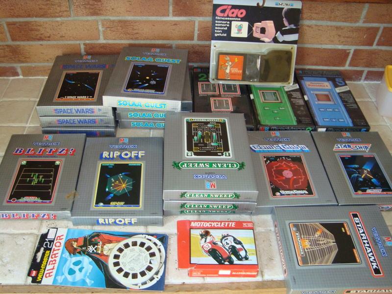 La console VECTREX - MB (Milton Bradley) Dsc06810