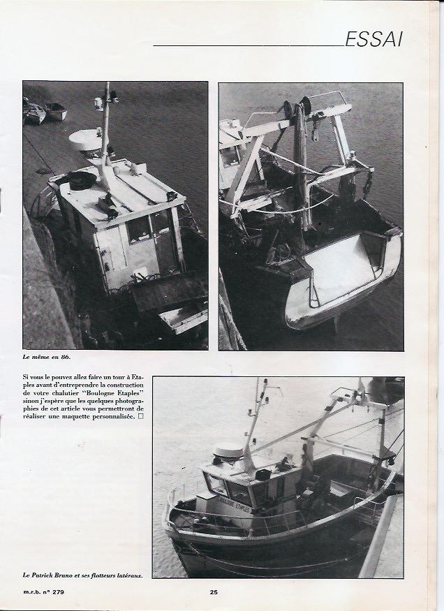 Le boulogne Etaple de Billing Boat / Scientifique France Boulog10