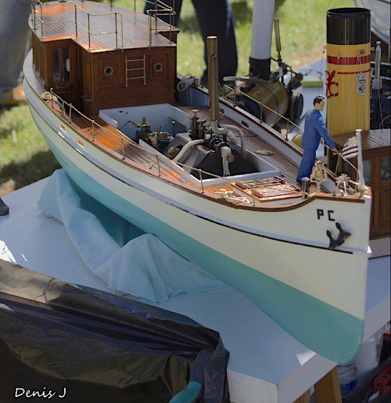 Le Lechalas Vedette à vapeur 1912 Captu218