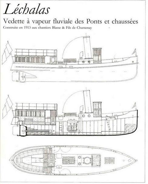 Le Lechalas Vedette à vapeur 1912 Captu223
