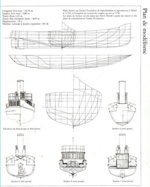 Le Lechalas Vedette à vapeur 1912 Captu224