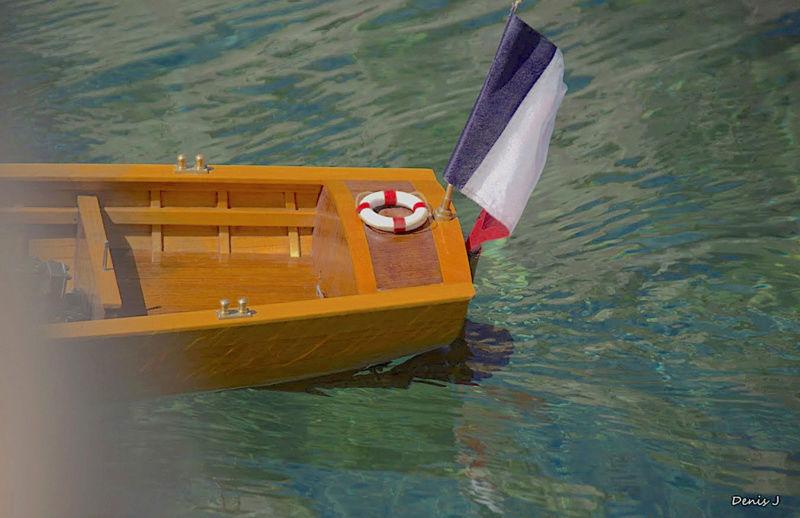Chaloupe à Vapeur / Chaudière horizontale et moteur doube cylindre. Captu260